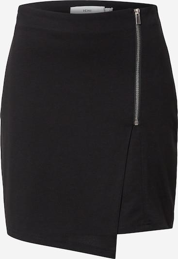 ICHI Rock 'Kate' in schwarz, Produktansicht