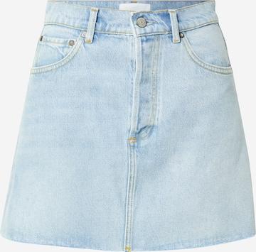 Boyish Skirt in Blue