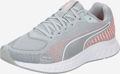 Bėgimo batai 'Speed Sutamina' iš PUMA , spalva - dūmų pilka / rožių spalva, Prekių apžvalga