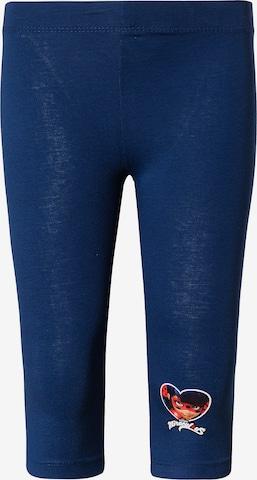 Miraculous Leggings in Blau