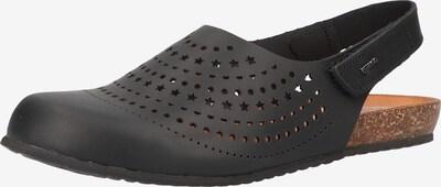 IGI&CO Clogs in schwarz, Produktansicht