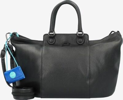 Gabs Handtasche in blau / schwarz, Produktansicht