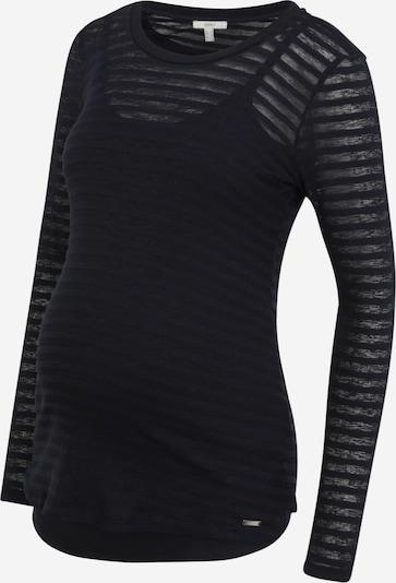 Esprit Maternity T-shirt en bleu marine, Vue avec produit