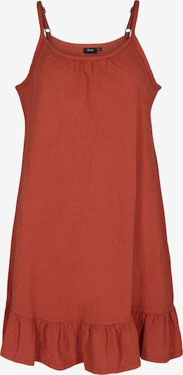 Zizzi Kleid 'Jeasy' in hummer, Produktansicht