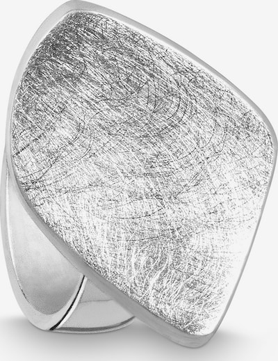 Quinn Ring in silber, Produktansicht