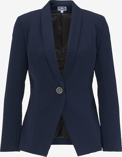 DreiMaster Klassik Blazer in dunkelblau, Produktansicht