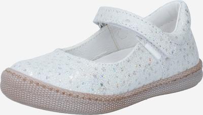 PRIMIGI Ballerina in silber / weiß, Produktansicht