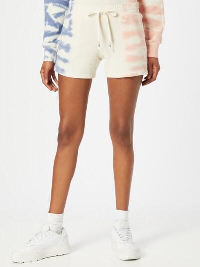 PJ Salvage Hose in blau / hellrot / weiß, Modelansicht