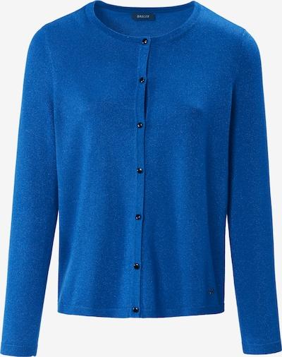 Basler Strickjacke in blau, Produktansicht