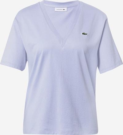 LACOSTE Shirt in flieder, Produktansicht