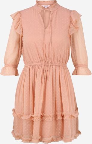 Miss Selfridge Petite Dress 'DOBBY' in Pink