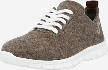 thies Låg sneaker i brun
