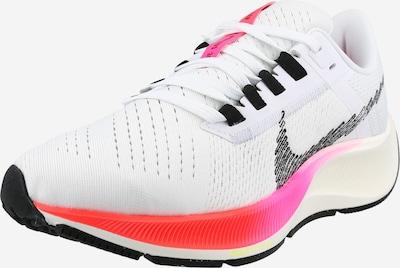 NIKE Chaussure de course 'Pegasus 38' en rose / rouge / noir / blanc, Vue avec produit
