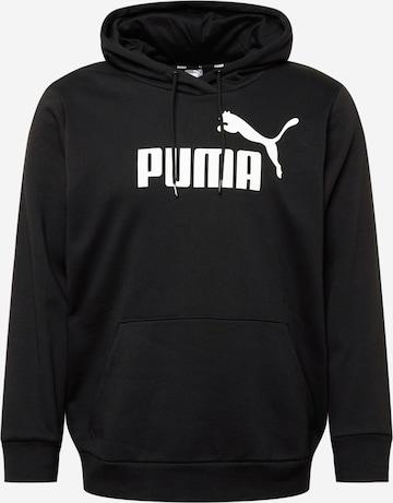 PUMA Sweatshirt in Black