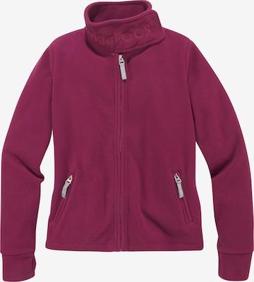 KangaROOS Fleece Jacket in Purple