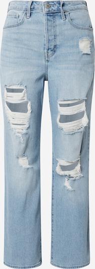 HOLLISTER Jean en bleu denim, Vue avec produit