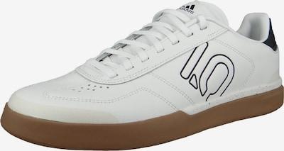 ADIDAS PERFORMANCE Sneaker 'Sleuth DLX' in schwarz / weiß, Produktansicht