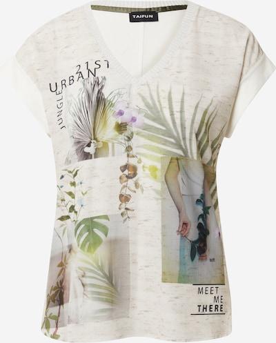 TAIFUN Shirt in de kleur Gemengde kleuren / Wit, Productweergave