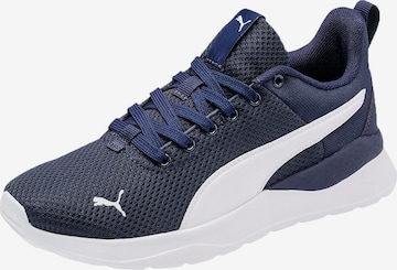 PUMA Athletic Shoes 'Anzarun Lite' in Blue