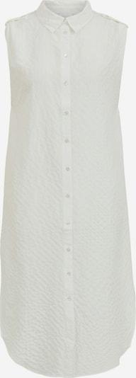 VILA Chemisier en blanc, Vue avec produit