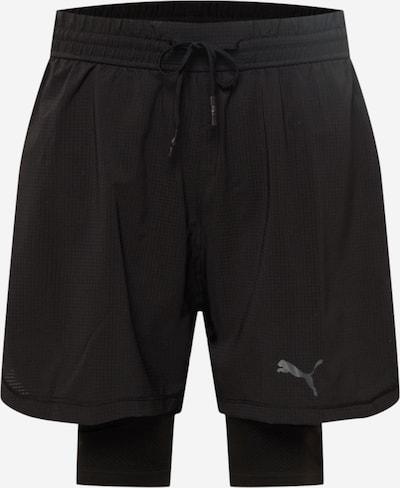 PUMA Sportshorts in schwarz, Produktansicht