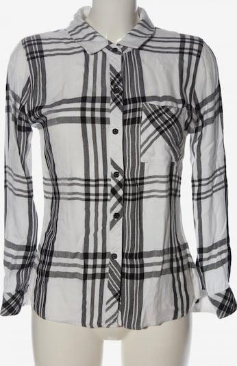 Rails Langarmhemd in S in schwarz / weiß, Produktansicht