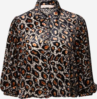 Camicia da donna 'Tabatha' Traffic People di colore marrone / colori misti, Visualizzazione prodotti