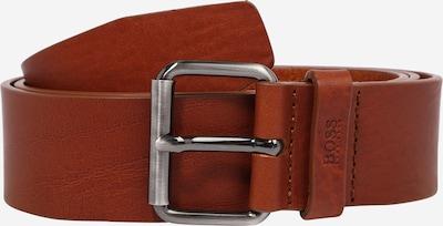 BOSS Casual Riem 'Serge' in de kleur Bruin, Productweergave