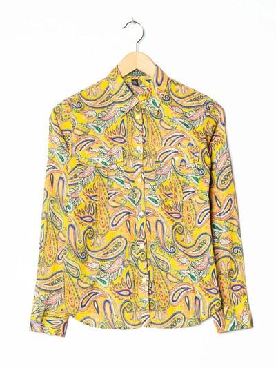 RALPH LAUREN Bluse in M-L in senf, Produktansicht