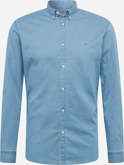 JACK & JONES Koszula 'JPRBLALOGO' w kolorze niebieski denimm, Podgląd produktu