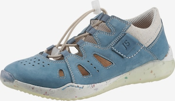 JOSEF SEIBEL Lace-Up Shoes in Blue
