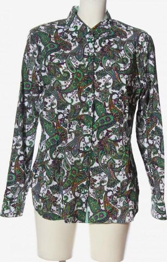 ERFO Langarmhemd in L in grün / lila / weiß, Produktansicht
