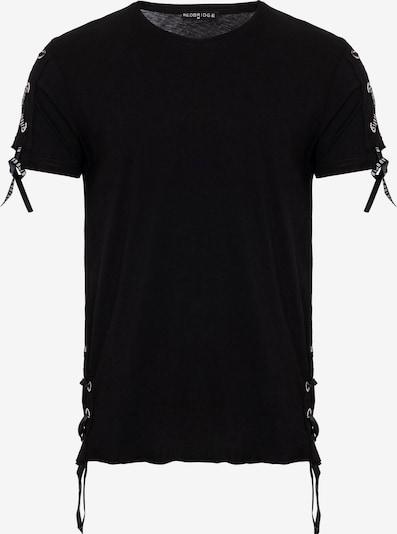 Redbridge T-Shirt 'Columbus' in schwarz, Produktansicht