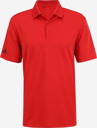 Tricou funcțional adidas Golf pe roșu / negru, Vizualizare produs