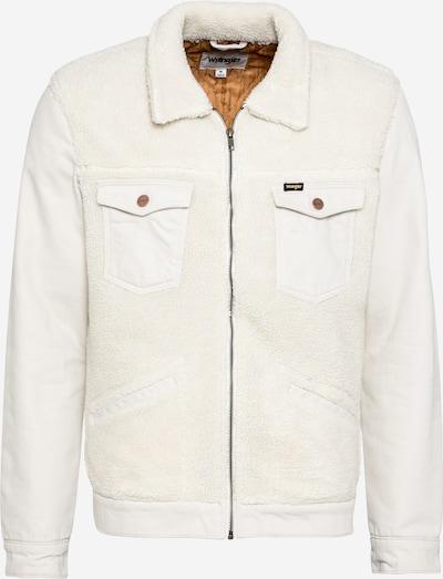 WRANGLER Jacke in weiß, Produktansicht