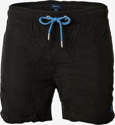 GANT Zwemshorts in de kleur Zwart, Productweergave