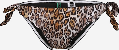 Bikinio kelnaitės 'CHEECKY' iš GUESS , spalva - smėlio / ruda / juoda / balta, Prekių apžvalga