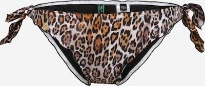 Slip costum de baie 'Cheeky' GUESS pe bej / maro / negru / alb, Vizualizare produs