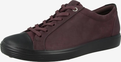 ECCO Sneakers in Cherry red / Black, Item view