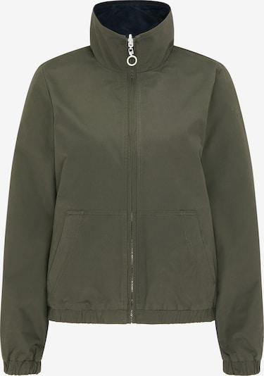 DreiMaster Maritim Jacke in nachtblau / oliv, Produktansicht