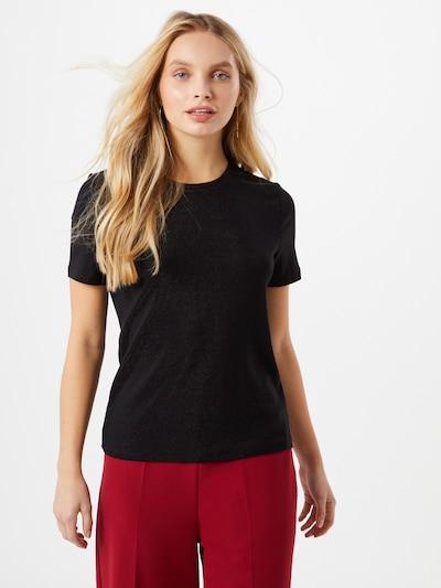 VERO MODA Shirt 'Adalyn' in schwarz: Frontalansicht