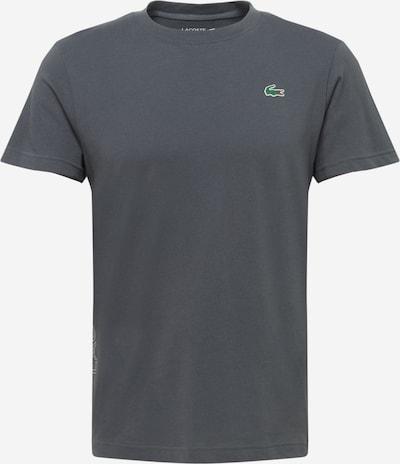 Tricou funcțional Lacoste Sport pe gri închis, Vizualizare produs