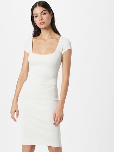 Abito in maglia 'CHARLOTTE' GUESS di colore bianco, Visualizzazione modelli