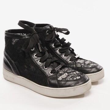 Michael Kors High-Top Sneaker in 36,5 in Schwarz