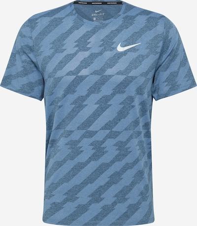Sportiniai marškinėliai iš NIKE , spalva - mėlyna / dangaus žydra / balta, Prekių apžvalga