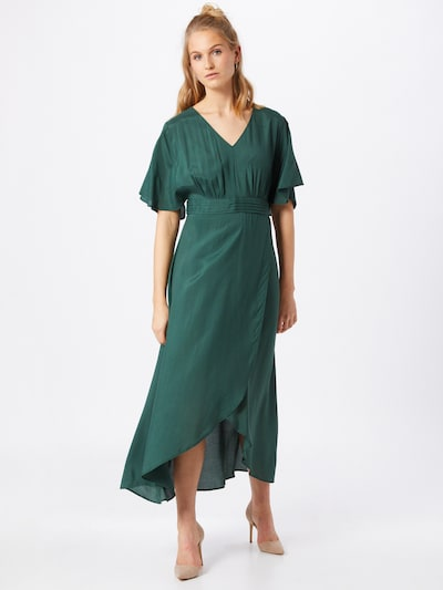 Love Copenhagen Kleid 'Althea' in smaragd, Modelansicht