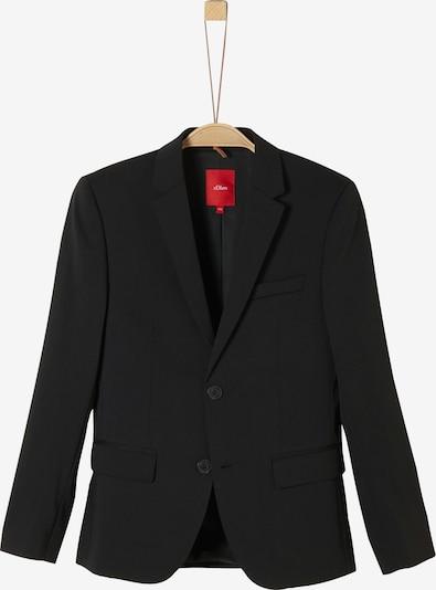 s.Oliver Sakko in schwarz, Produktansicht