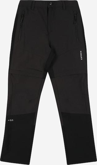ICEPEAK Outdoorové nohavice 'KAYES' - čierna, Produkt