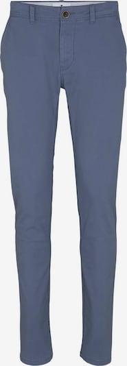 TOM TAILOR Chino hlače | modra barva, Prikaz izdelka