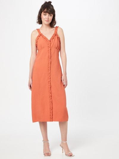 narancs JUST FEMALE Nyári ruhák, Modell nézet